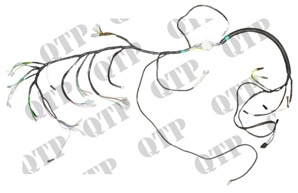 wiring loom david brown 770 780
